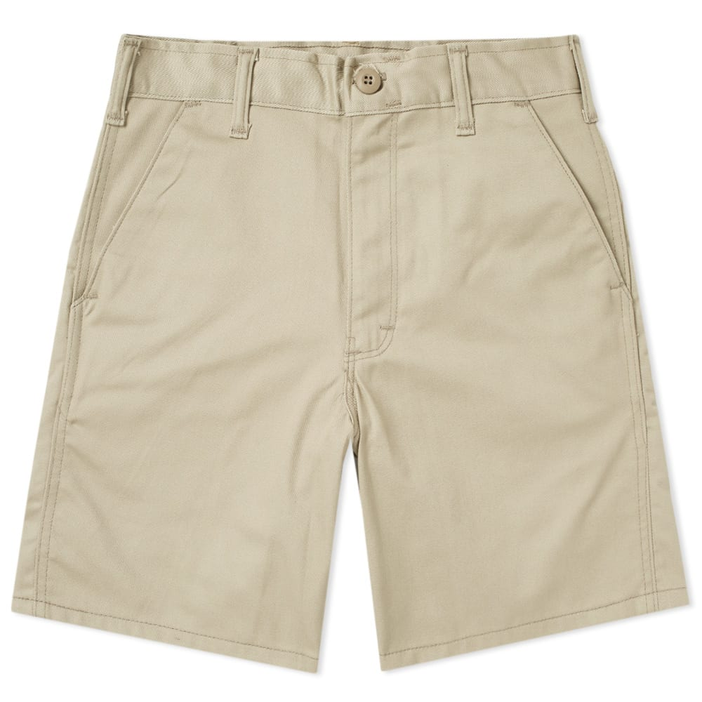 STAN RAY Stan Ray Chino Short in Brown
