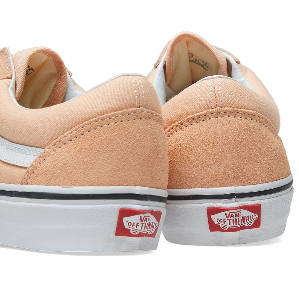 Vans Colour Theory Old Skool Shoes Bleached Apricot