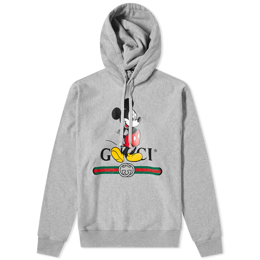 Gucci Mickey Mouse Popover Hoody