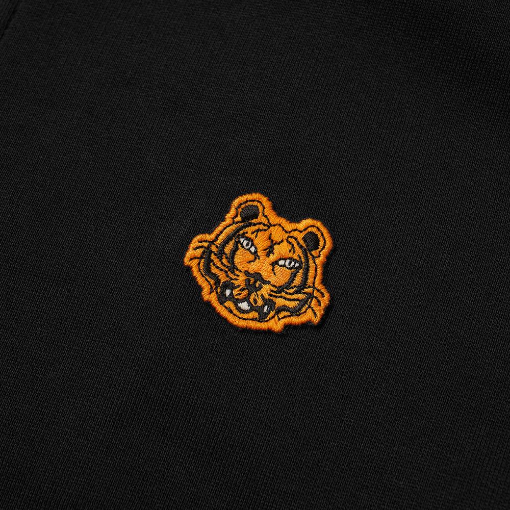 KENZO Hoodies Kenzo Tiger Crest Full Zip Hoody
