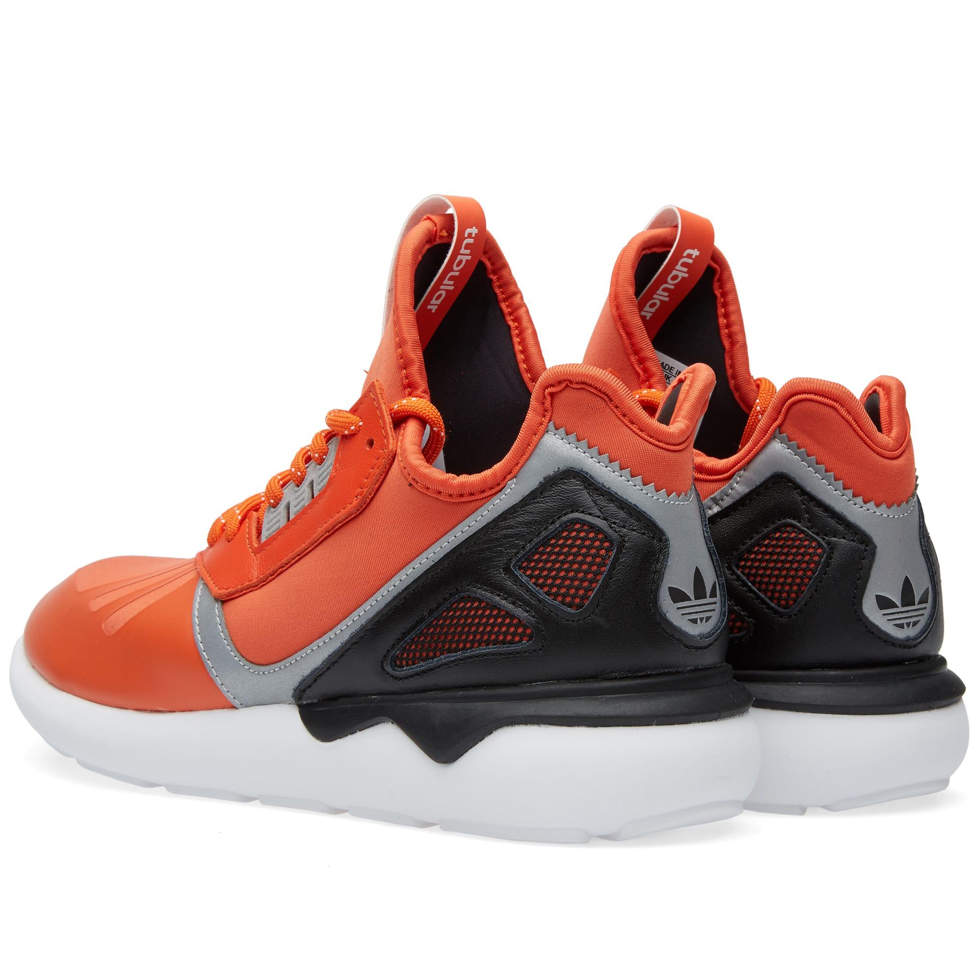 super popular 149b4 e2815 Adidas Tubular Runner Collegiate Orange   Core Black   END.