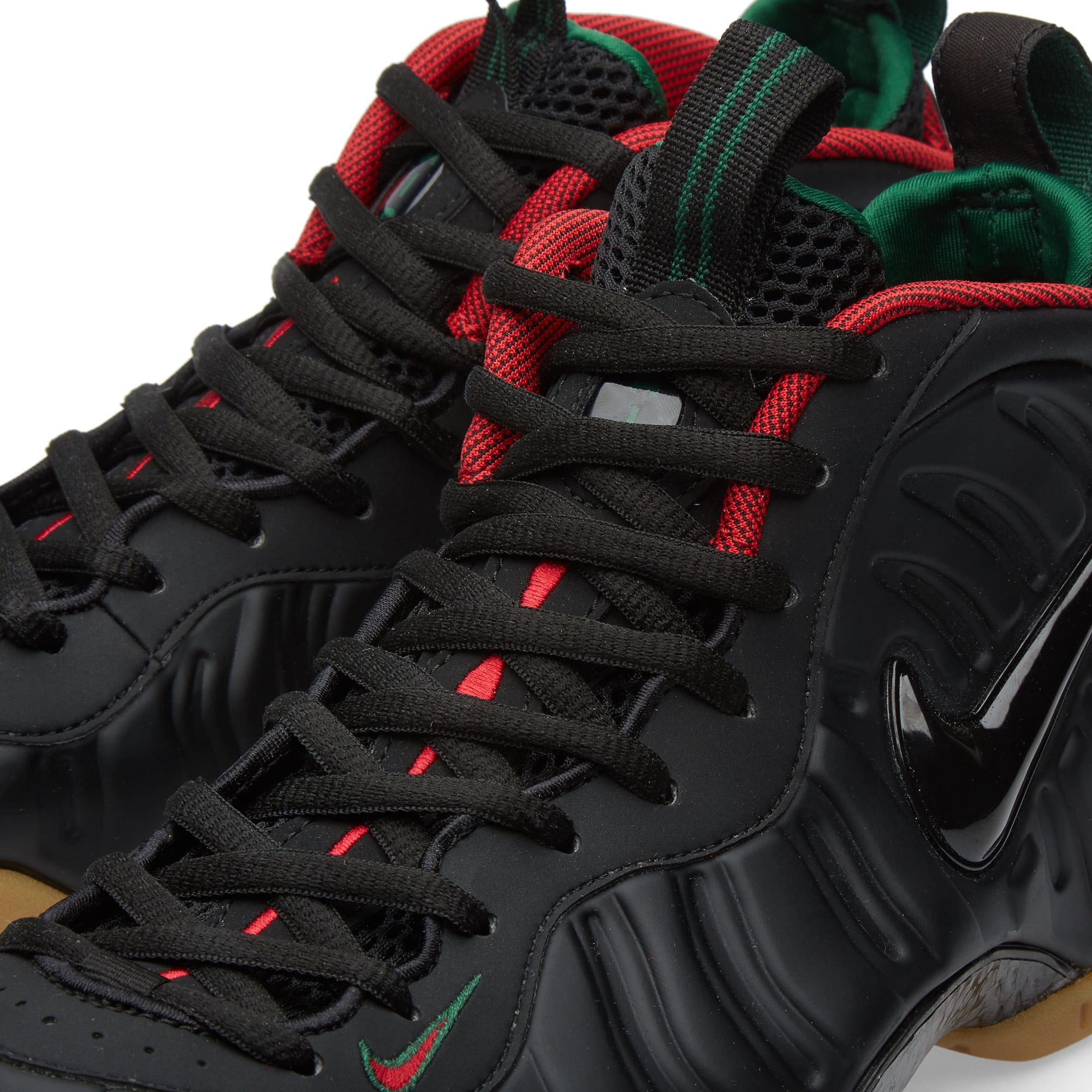 3a247d1f10c4f Nike Air Foamposite Pro Black   Gym Red