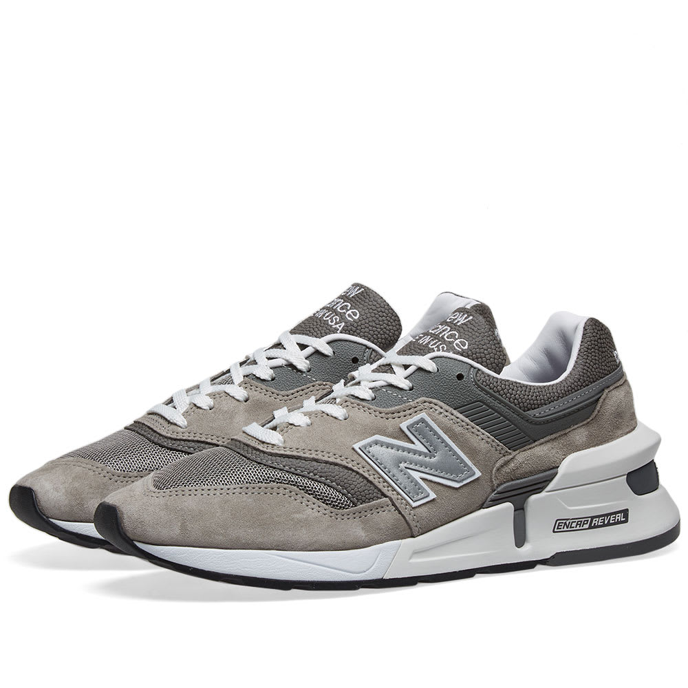 New Balance M997SGR Made in The USA 'Grey Day'