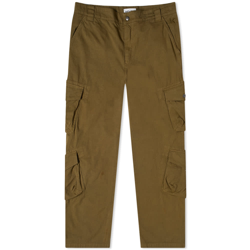 Kenzo Kenzo Utility Cargo Pant