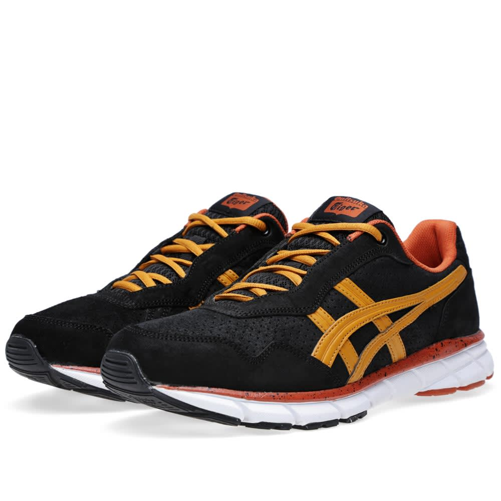 info for 8505e b4f17 Onitsuka Tiger Harandia. Black   Tan