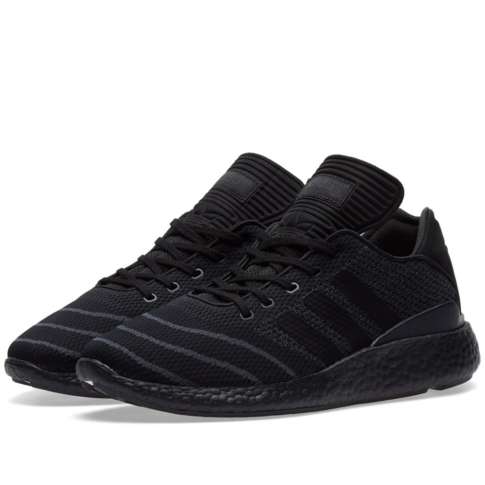 ec31c760a7af7 Adidas Busenitz Pure Boost PK Core Black