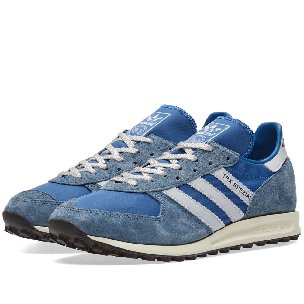 Adidas SPZL TRX Clear Grey | END.