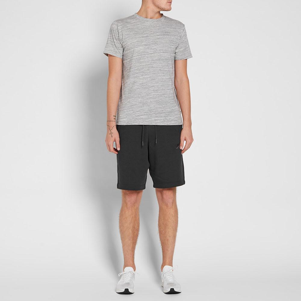 Nike Air Force 1 Short Black | END.