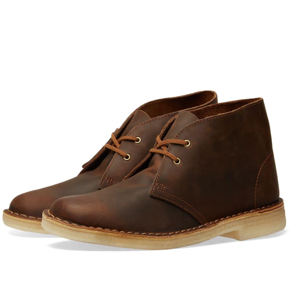 Clarks Originals Desert Boot W, Brown