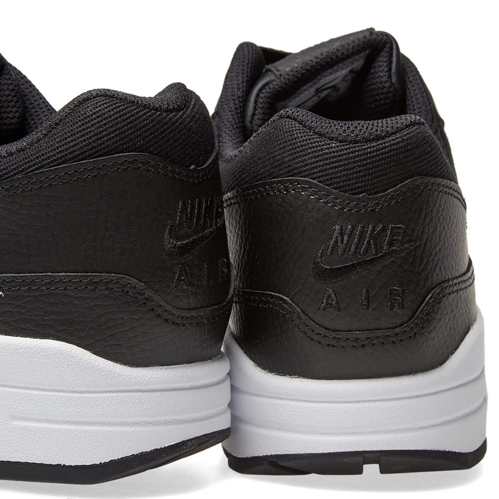 wholesale dealer 316ed 18f60 Nike Air Max 1 SE W Black   END.