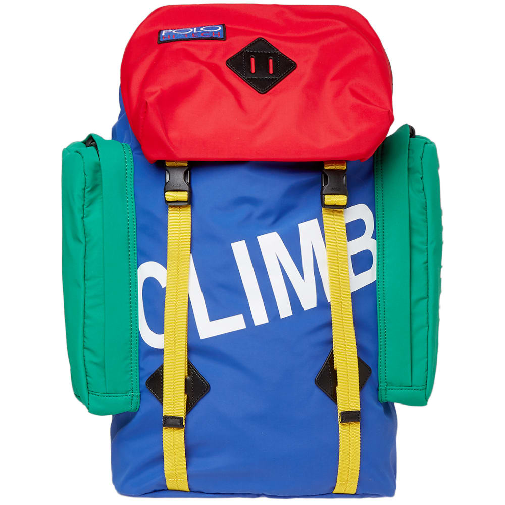 Polo Ralph Lauren Hi-Tech Climb Backpack