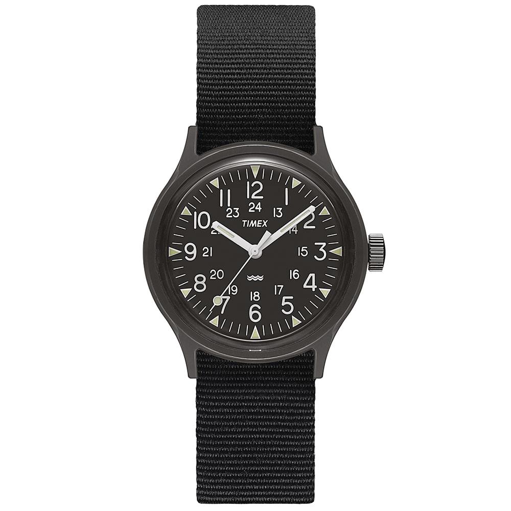 Timex Archive Camper Mk1 Watch In Black
