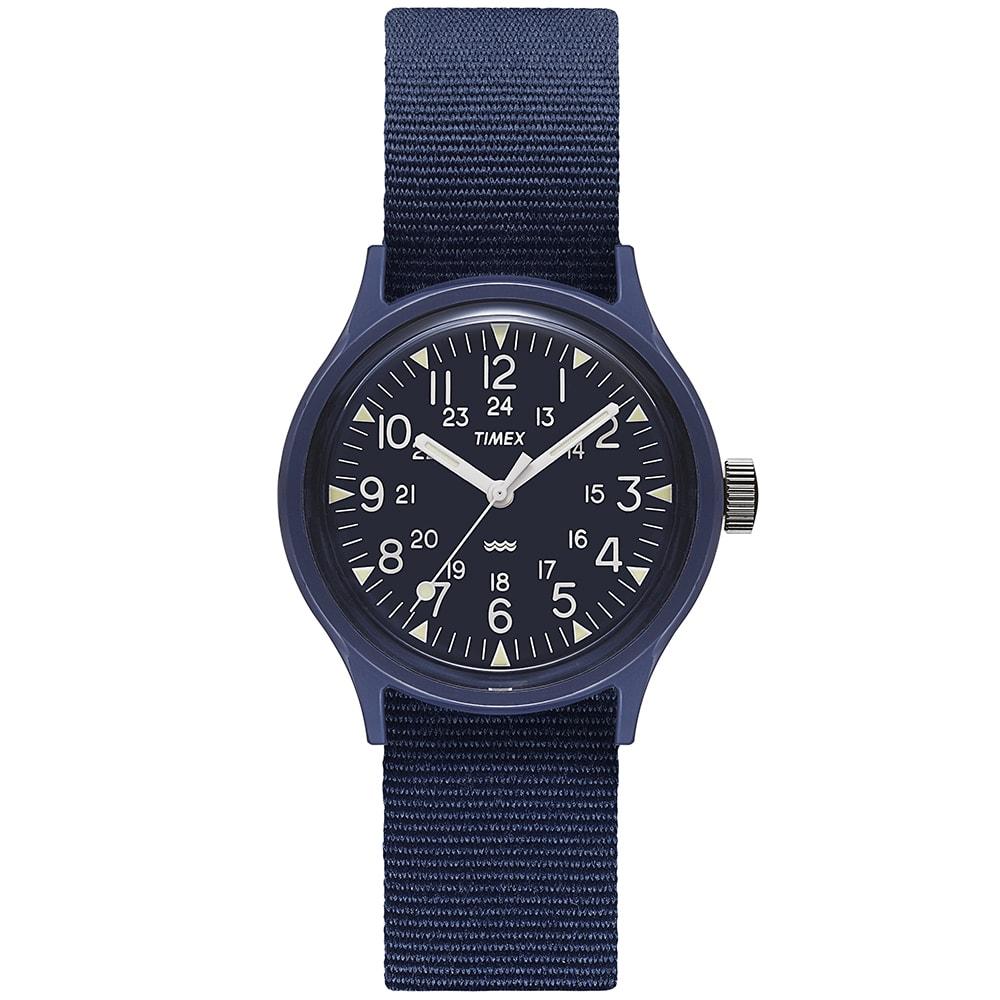 Timex Archive Camper Mk1 Watch In Blue