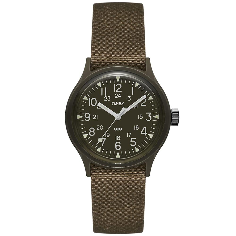 Timex Archive Camper Mk1 Watch In Green