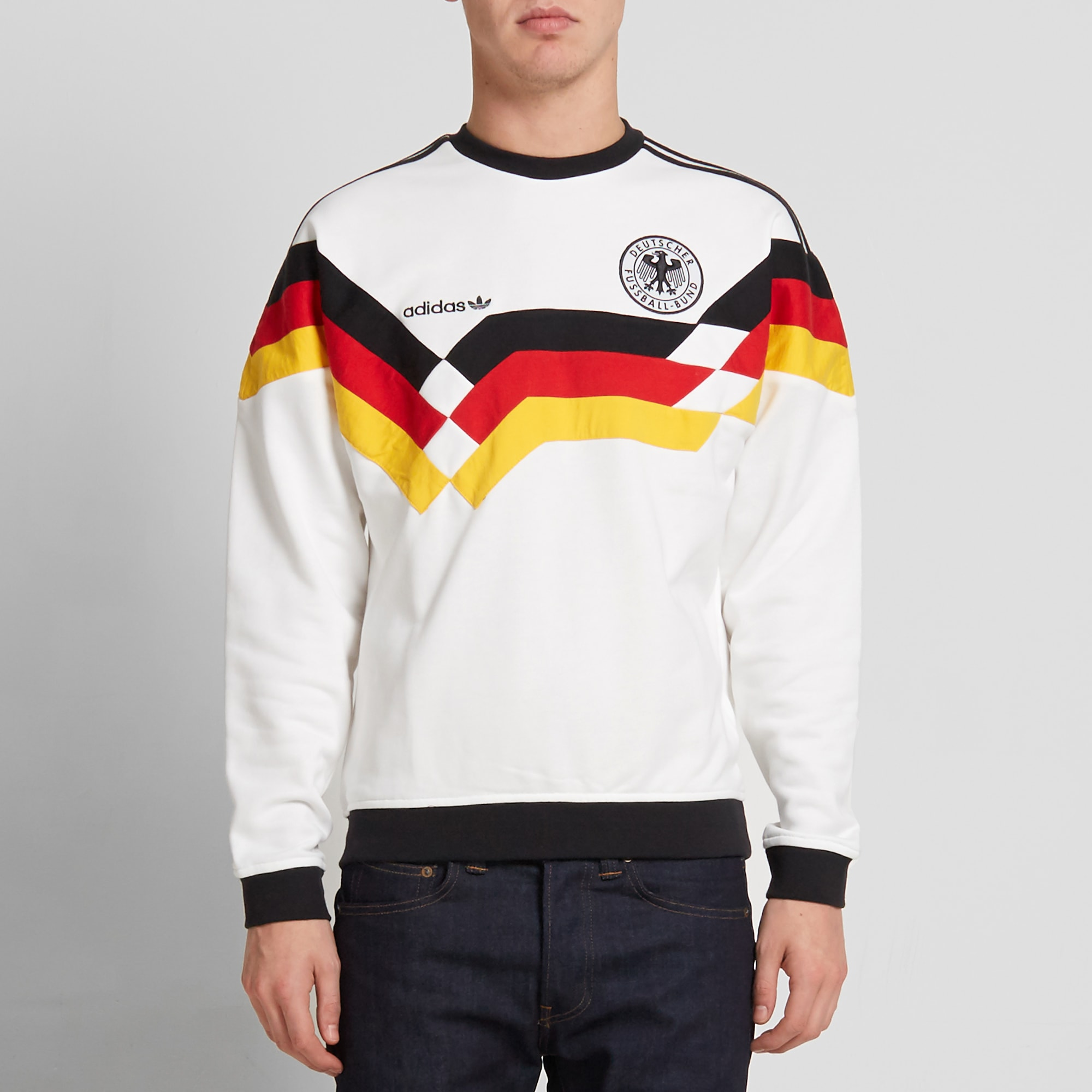 adidas Beckenbauer Sweatshirt Black | adidas US | Outfits