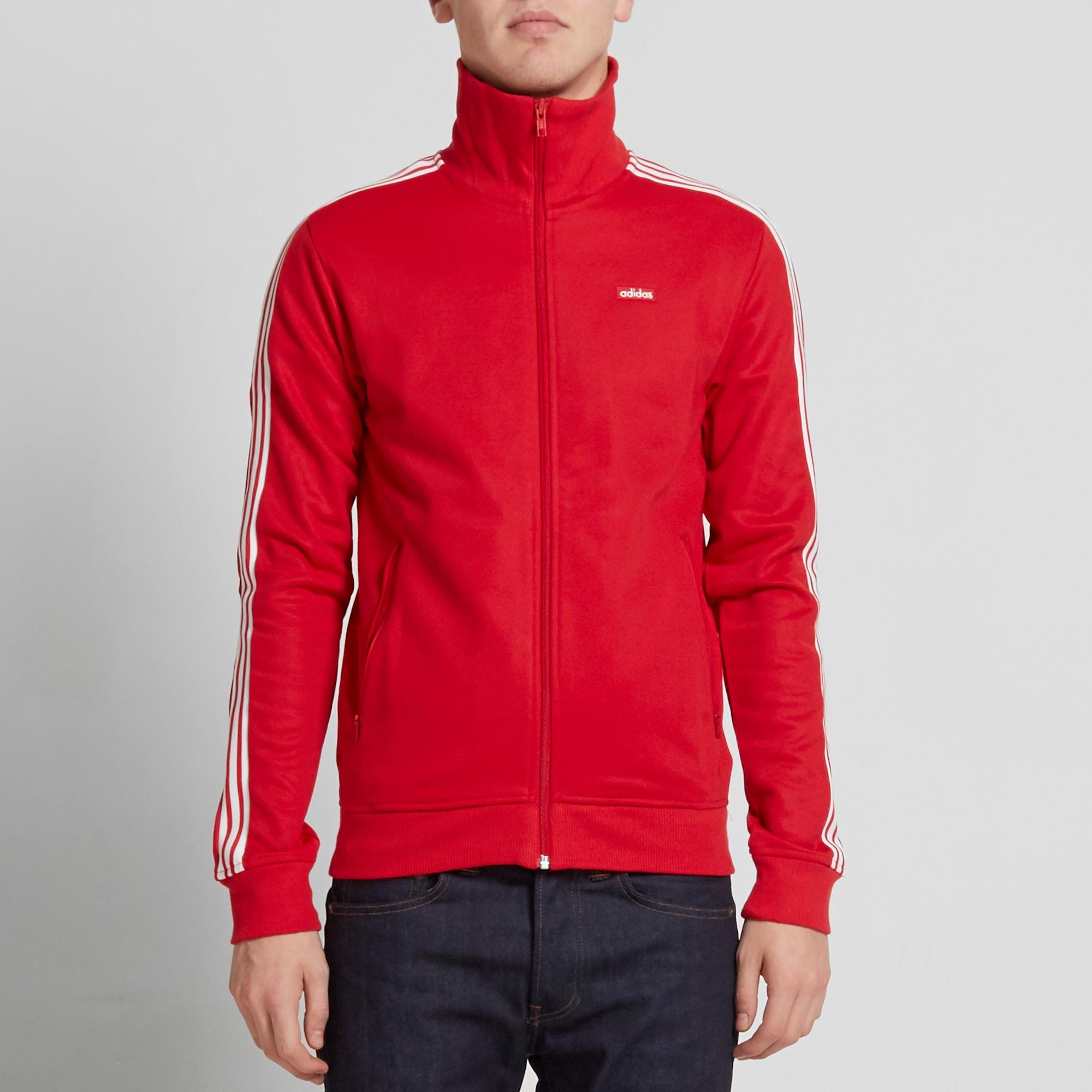 Beckenbauer Track Jacket Ab7767