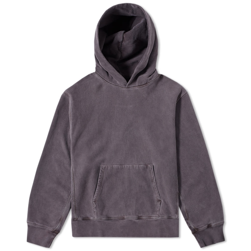 yeezy season 3 fleece hoody onyx dark. Black Bedroom Furniture Sets. Home Design Ideas