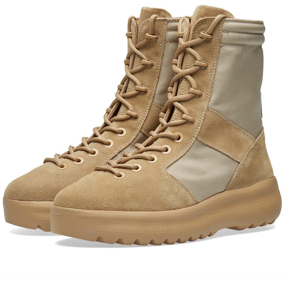Yeezy Season 3 Military Boot Rock | END.