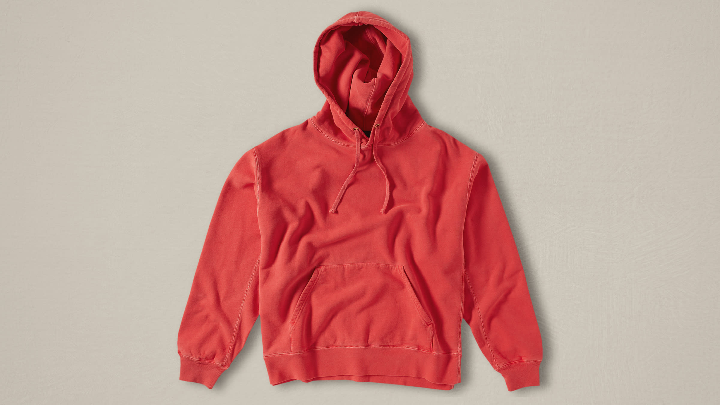 yeezy season 3 relaxed fit hoody fluoro red. Black Bedroom Furniture Sets. Home Design Ideas