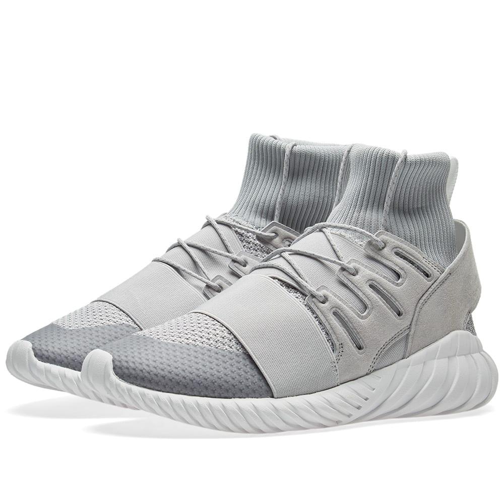 Adidas Tubular Doom Winter Grey Two