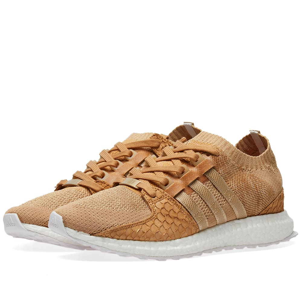 aba2be6a6 Adidas x Pusha T EQT Support Ultra PK  Brown Paper Bag  Brown