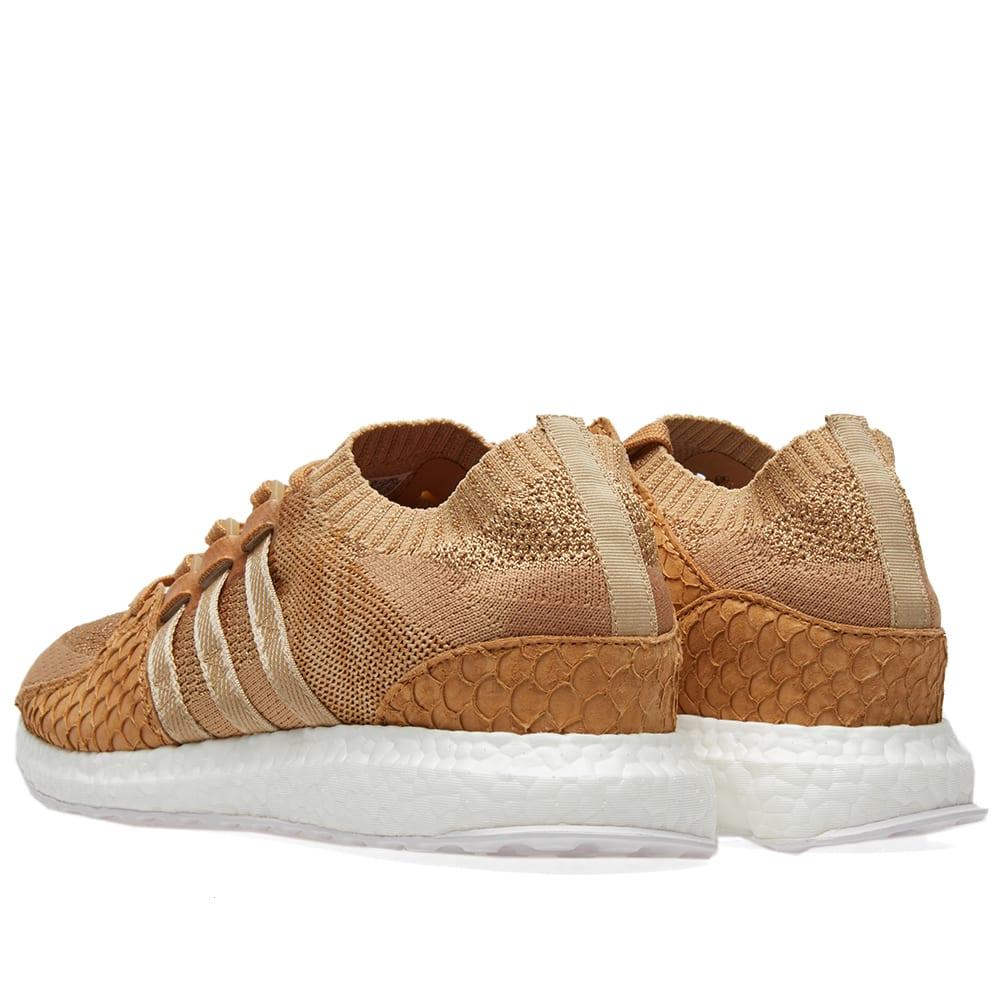 7e154c698ea4a Adidas x Pusha T EQT Support Ultra PK  Brown Paper Bag  Brown