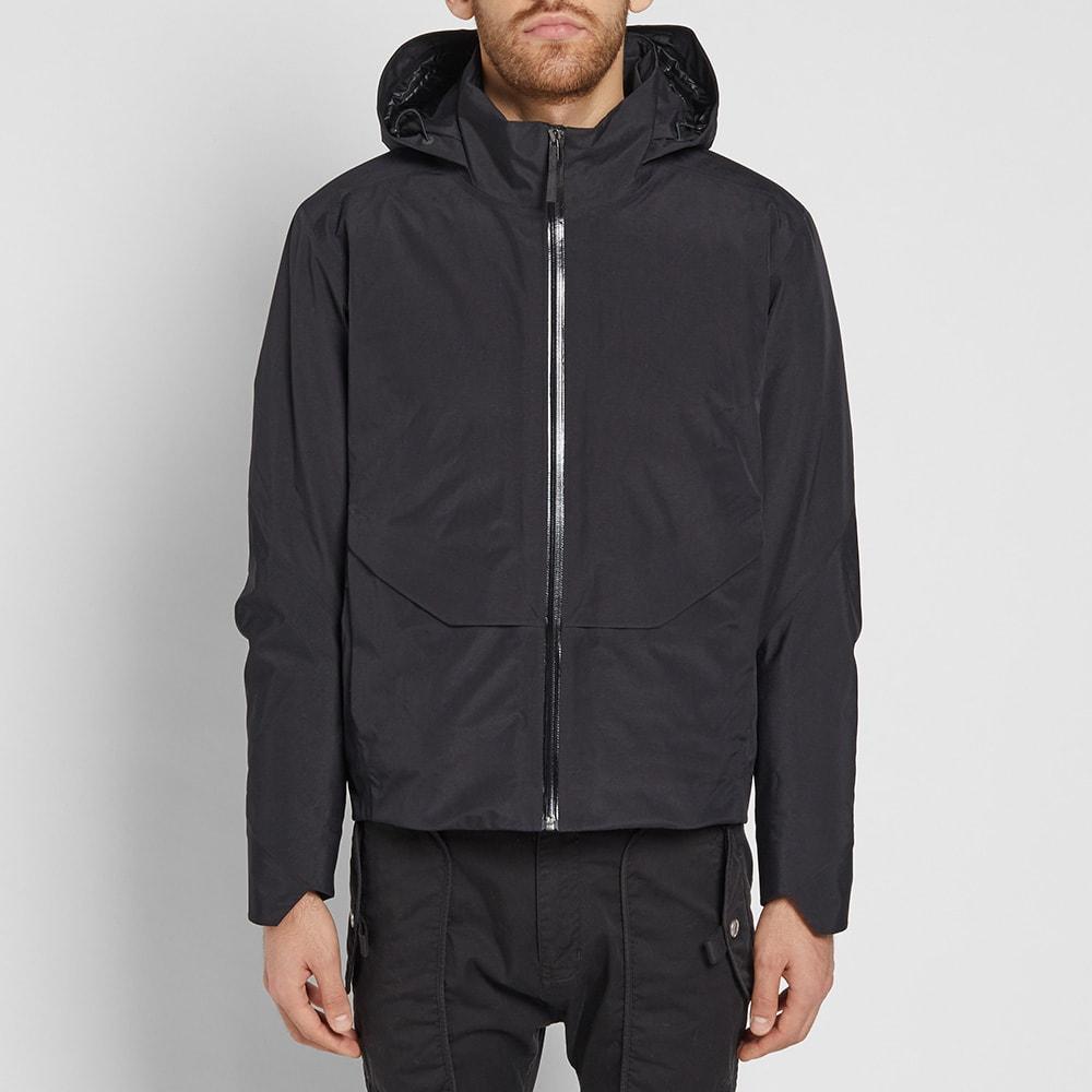 866184aae6 Arc'teryx Veilance Node Down Jacket Black | END.