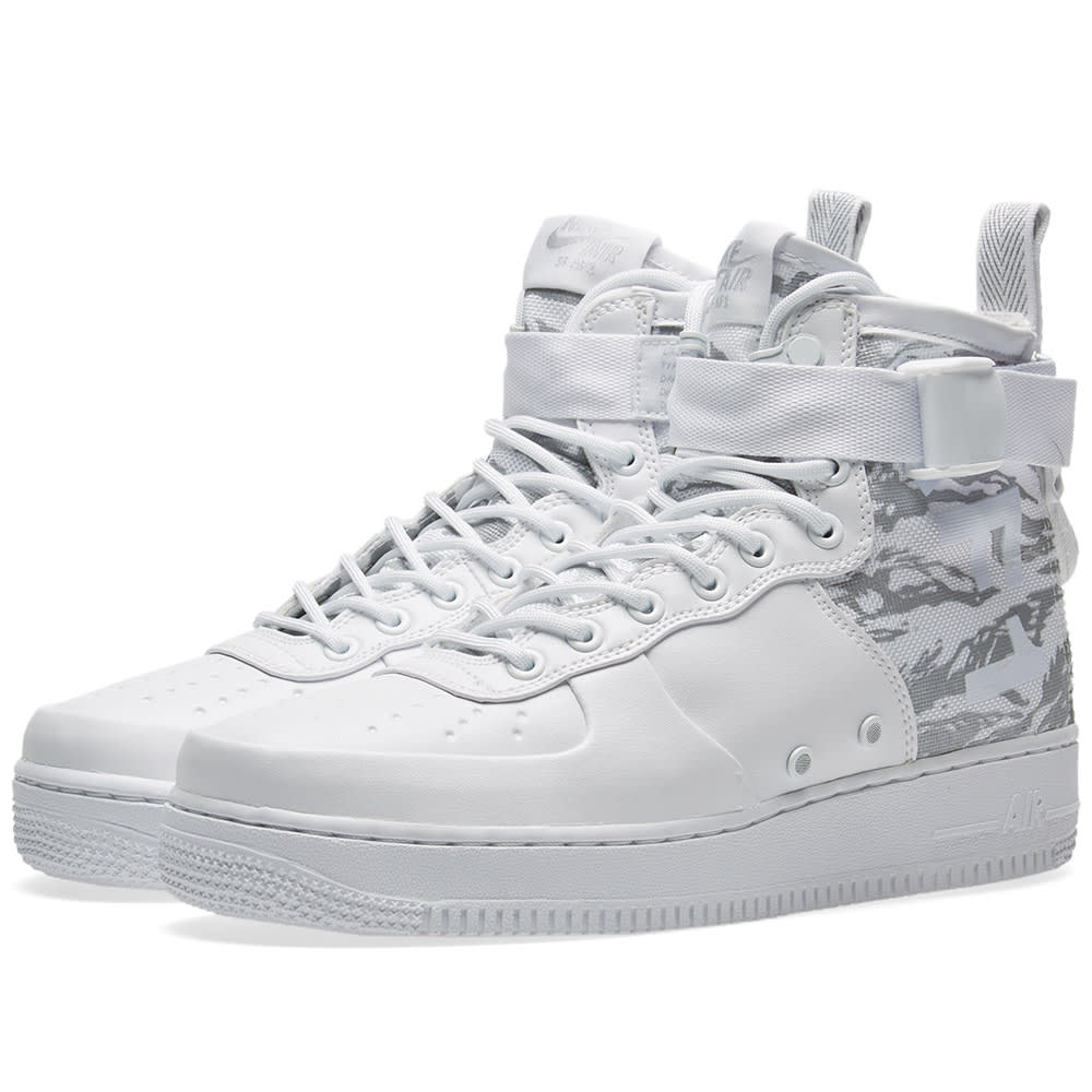 huge selection of d13e9 fcb4c Nike SF Air Force 1 Mid Ibex