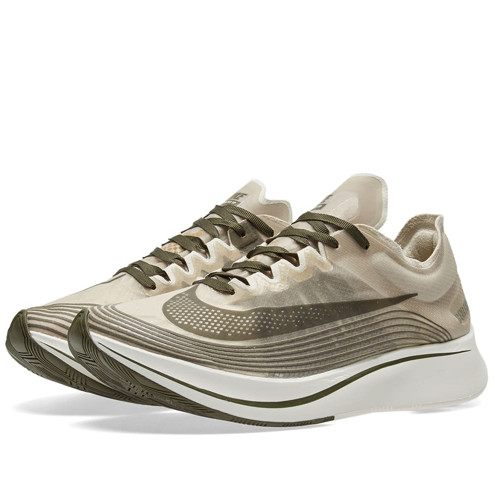 2317c6dd249e9 NikeLab Zoom Fly SP Dark Loden   Dark Stucco