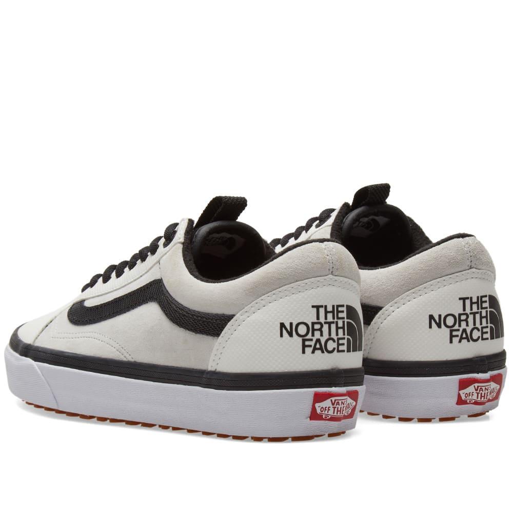 north face x vans shoes
