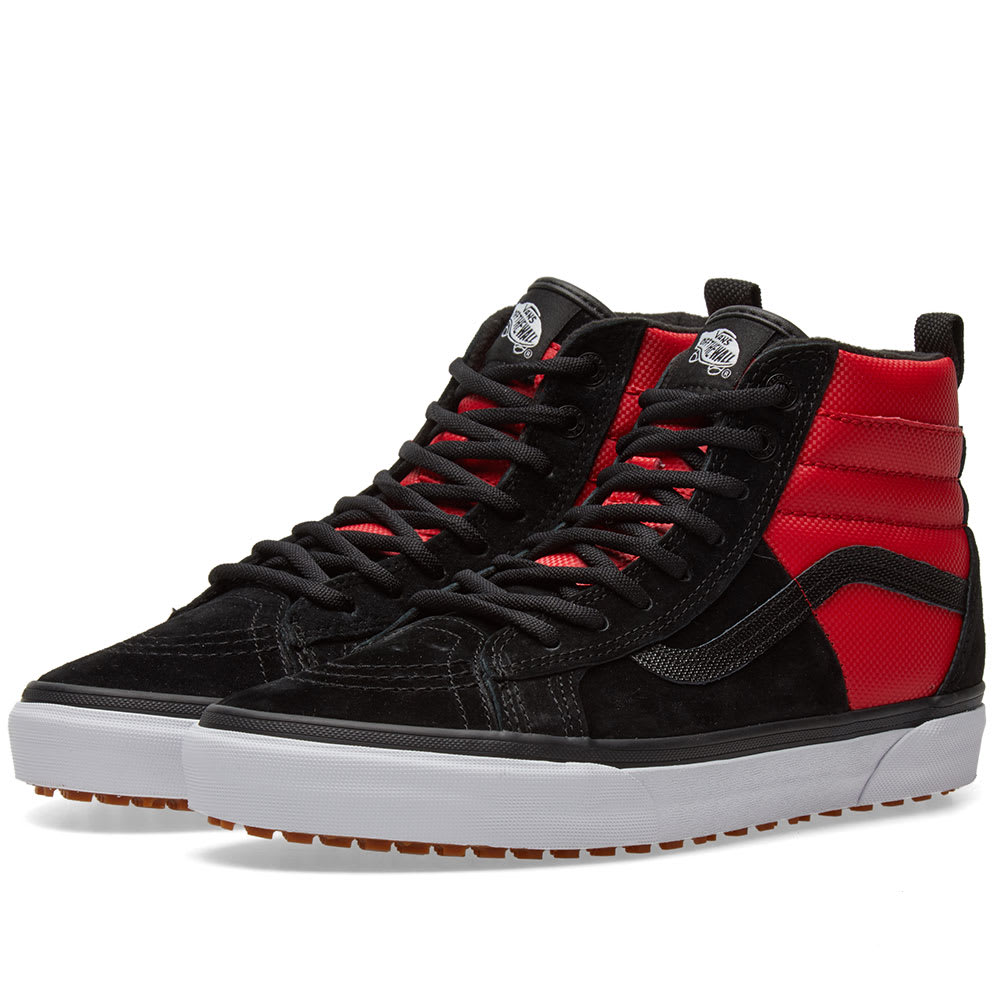 648d3f7800 Vans x The North Face UA SK8-Hi 46 MTE DX TNF Black   Red