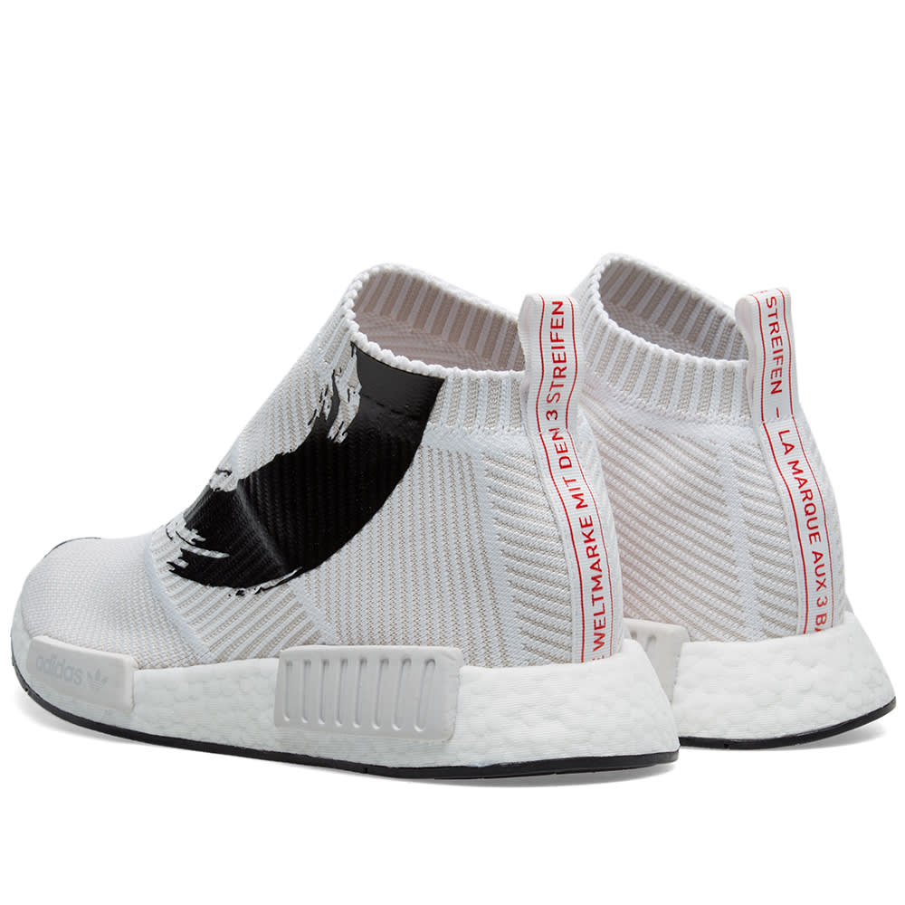 a739de19e Adidas Energy NMD CS1 PK White   Core Black