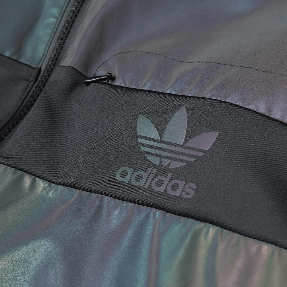 c038f41d4da0 Adidas XENO Windbreaker Multi   Black