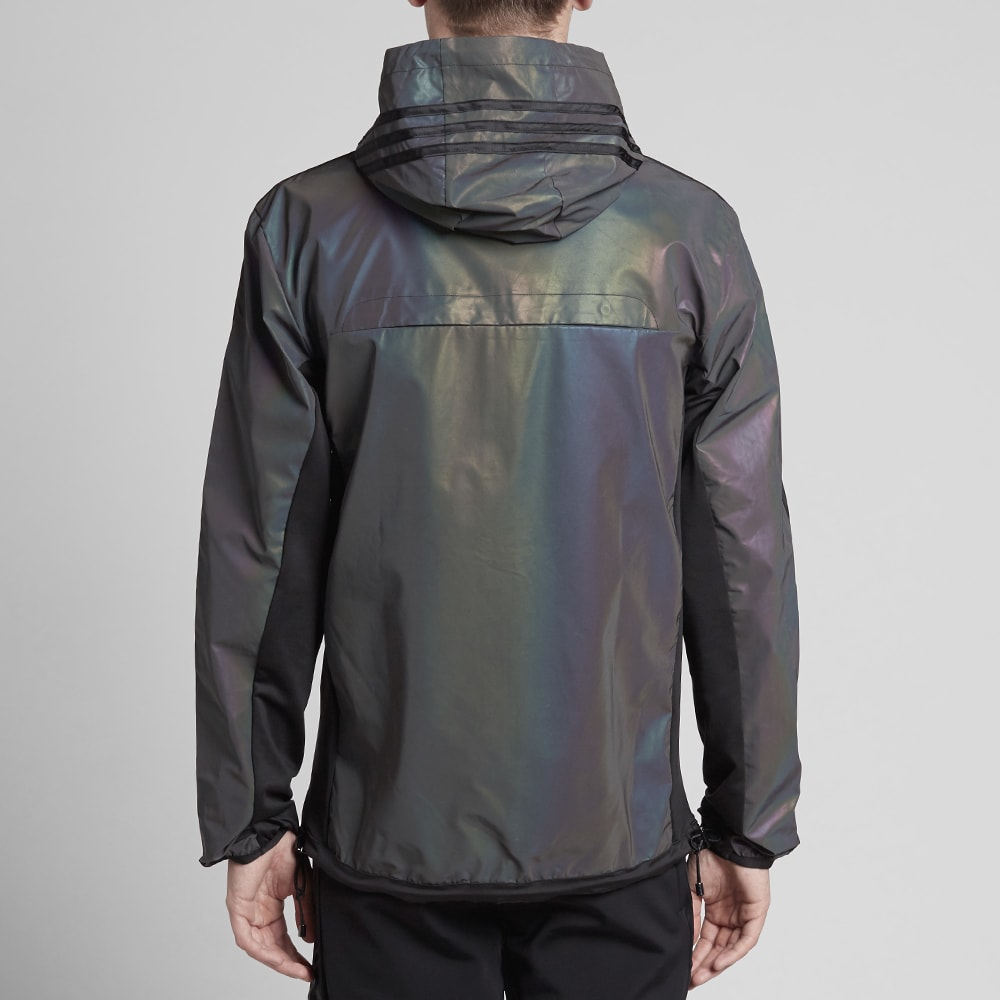 adidas Originals Apparel 'Xeno Pack' Windbreaker Black Multi Coloured