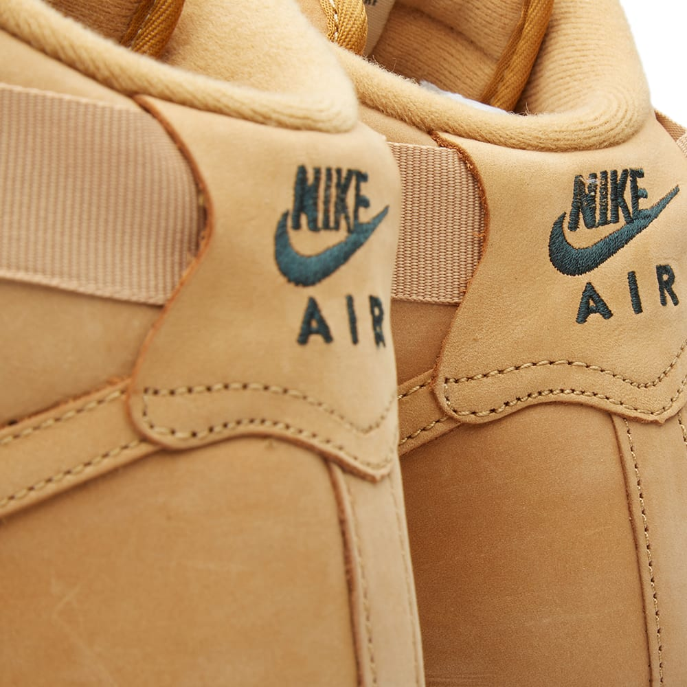 huge selection of c187a b91c4 Nike Air Force 1 High  07 LV8 Flax   Outdoor Green   END.
