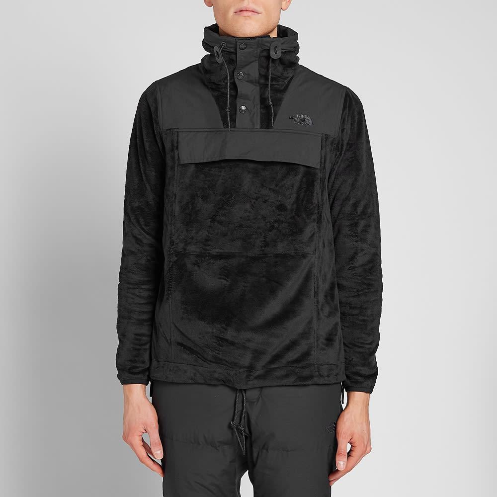 ef9cdda92 The North Face Black Series City Polar Half Zip Pullover Jacket