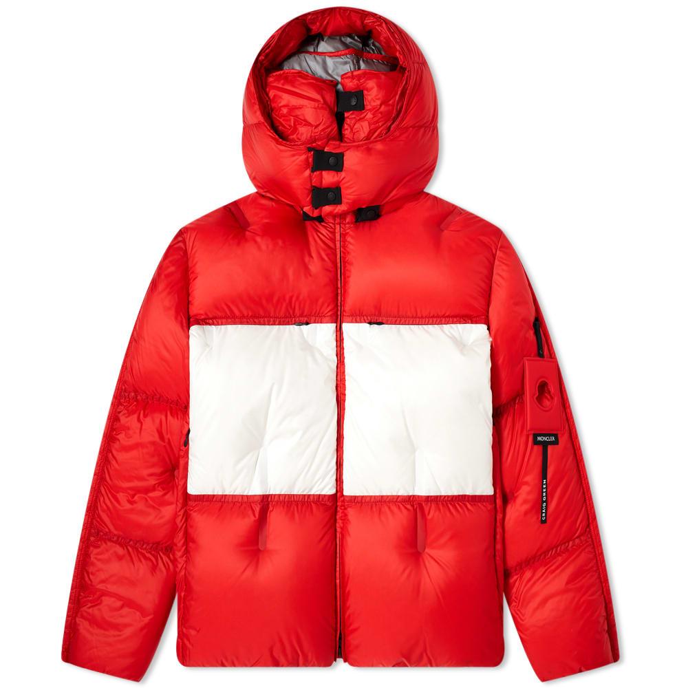 Moncler Genius - 5 Moncler Craig Green Coolidge Jacket 41395-00-C0343-490