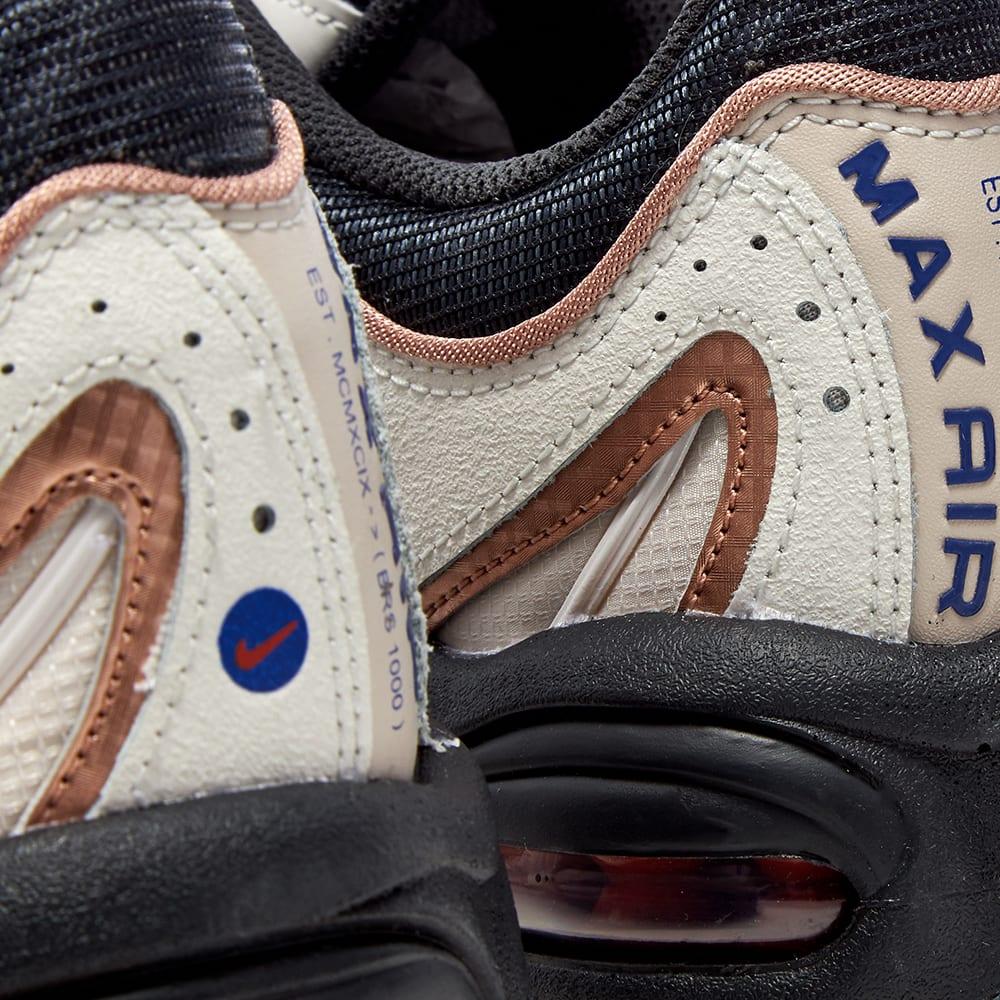 Nike Air Max Tailwind IV Roman Numerals CJ9681 001 Release