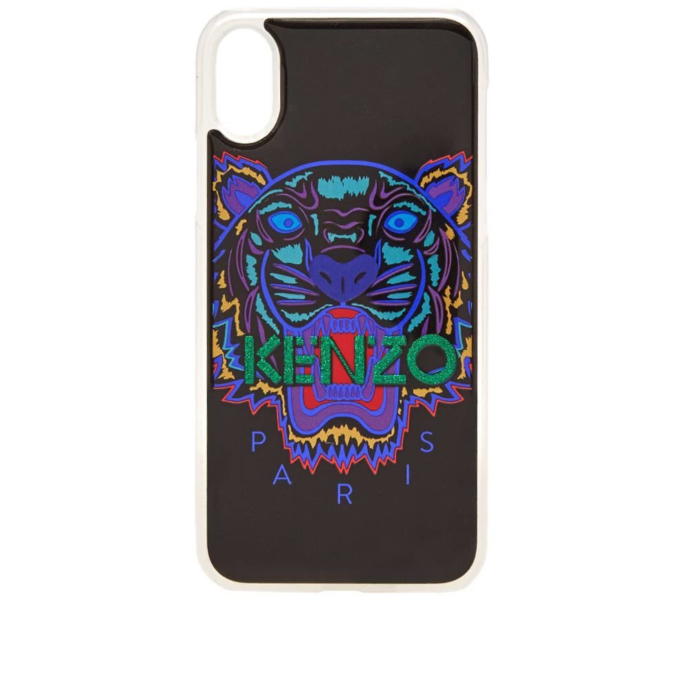 separation shoes 30aba 4ce4a Kenzo iPhone X Tiger Case