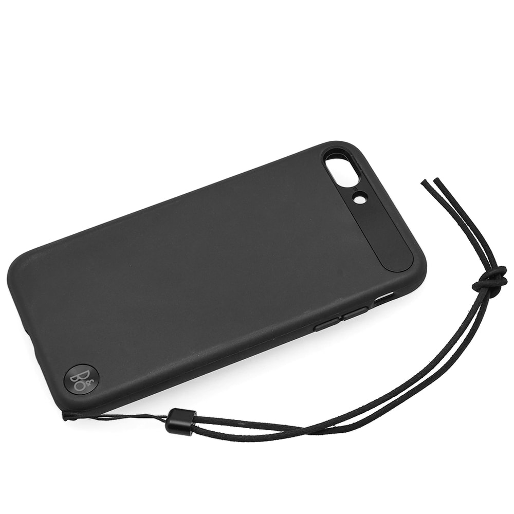 finest selection 6a4bf ab16a Bang & Olufsen iPhone 7 Plus Case With Lanyard