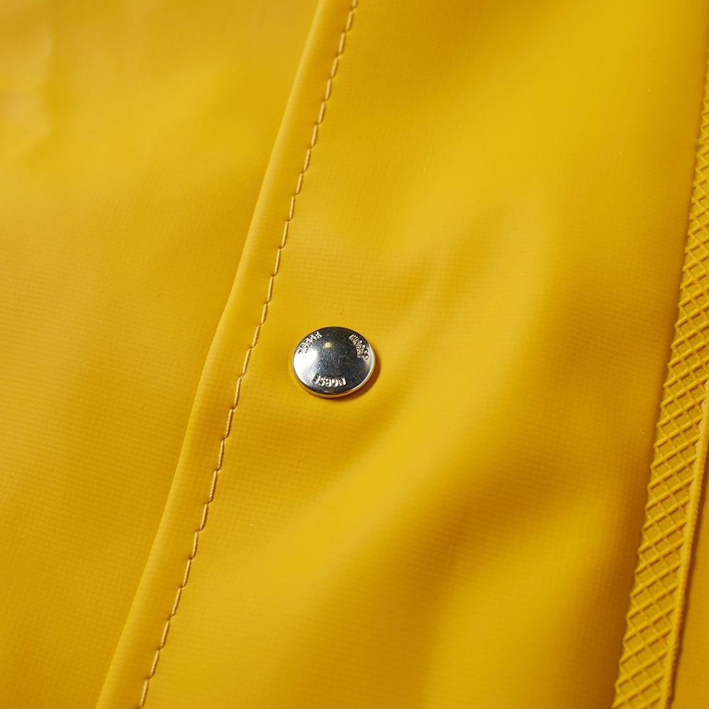 e0977568c Norse Projects x Elka Anker Rain Jacket Mustard Yellow   END.