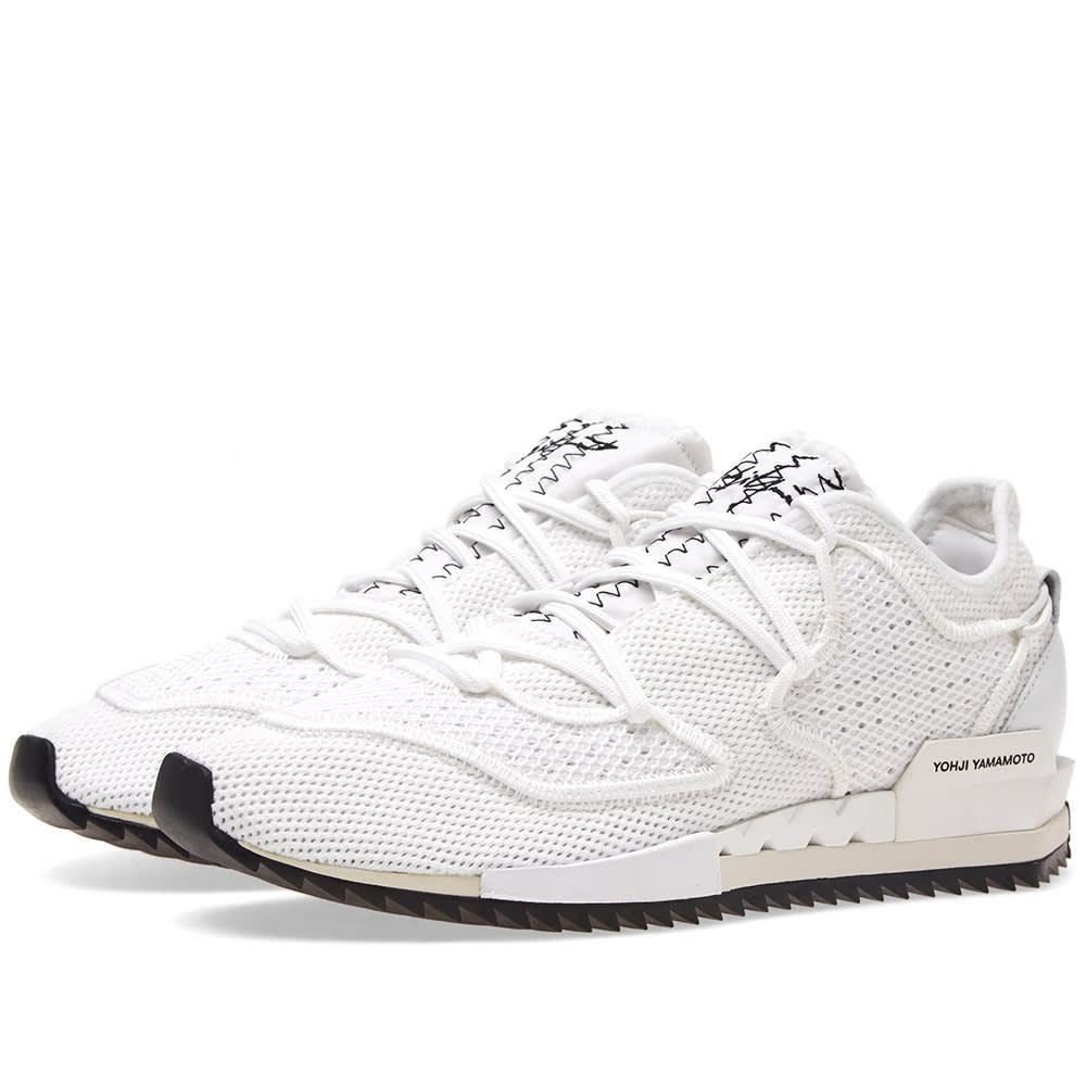5cd4faf647418 Y-3 Harigane II White   Black