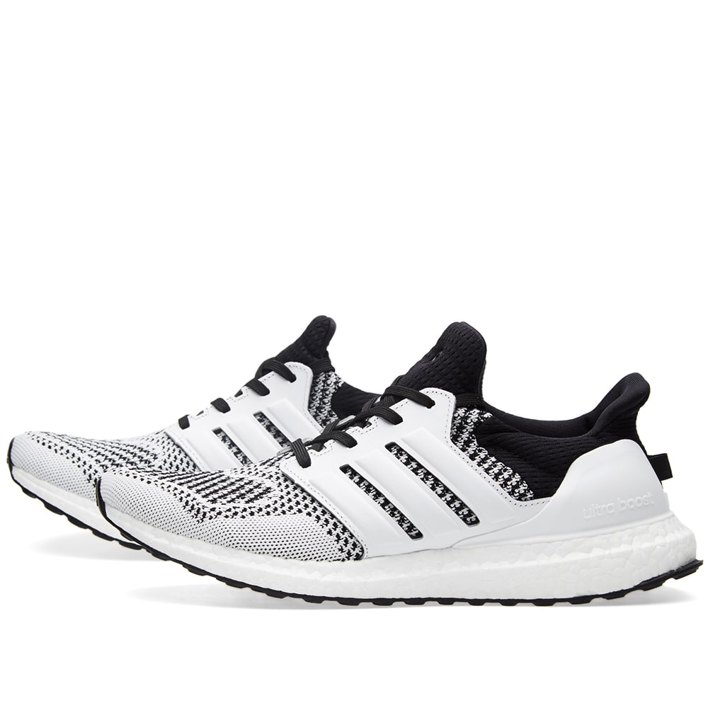 0d811068276ce Adidas Consortium x Sneakersnstuff Ultra Boost  Tee Time  Black   White
