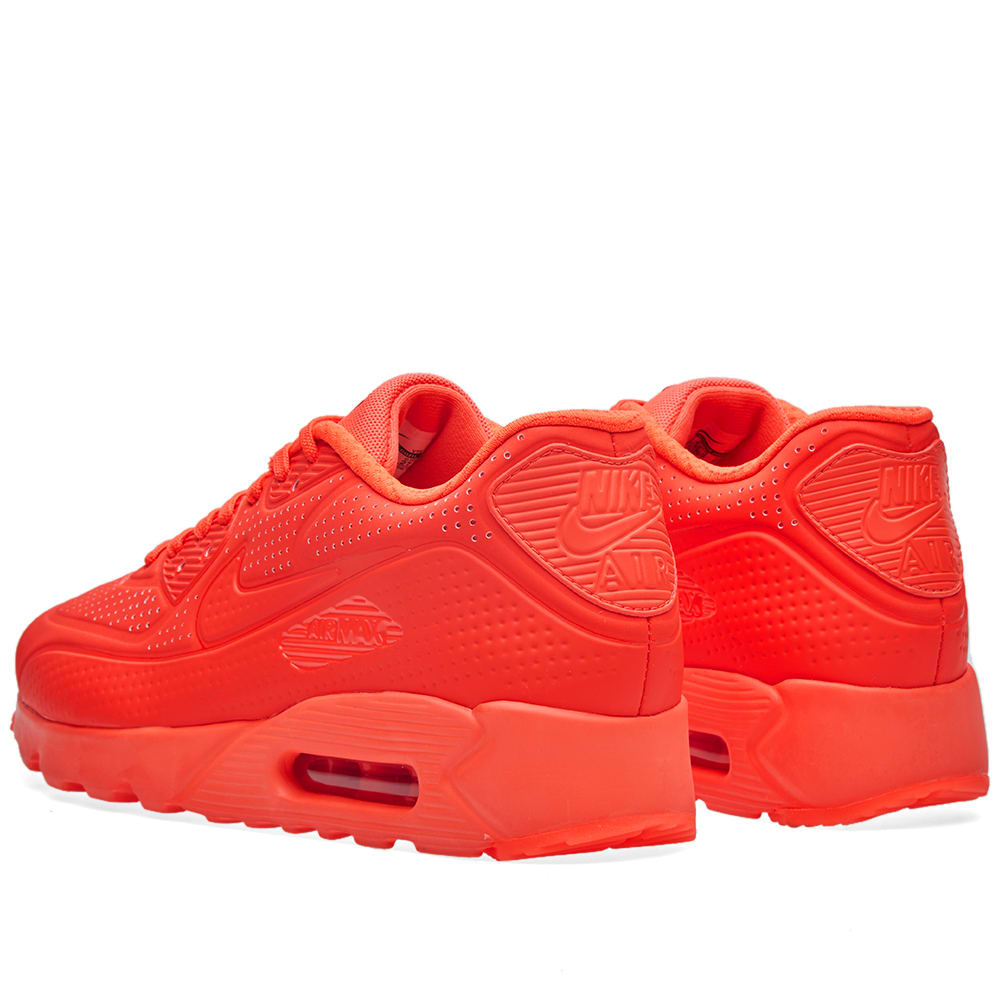 finest selection fd2c3 4b680 Nike Air Max 90 Ultra Moire Bright Crimson   White   END.