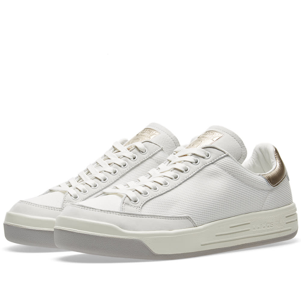official photos 25941 9ff3e Adidas Rod Laver Super Platinum Vintage White   END.