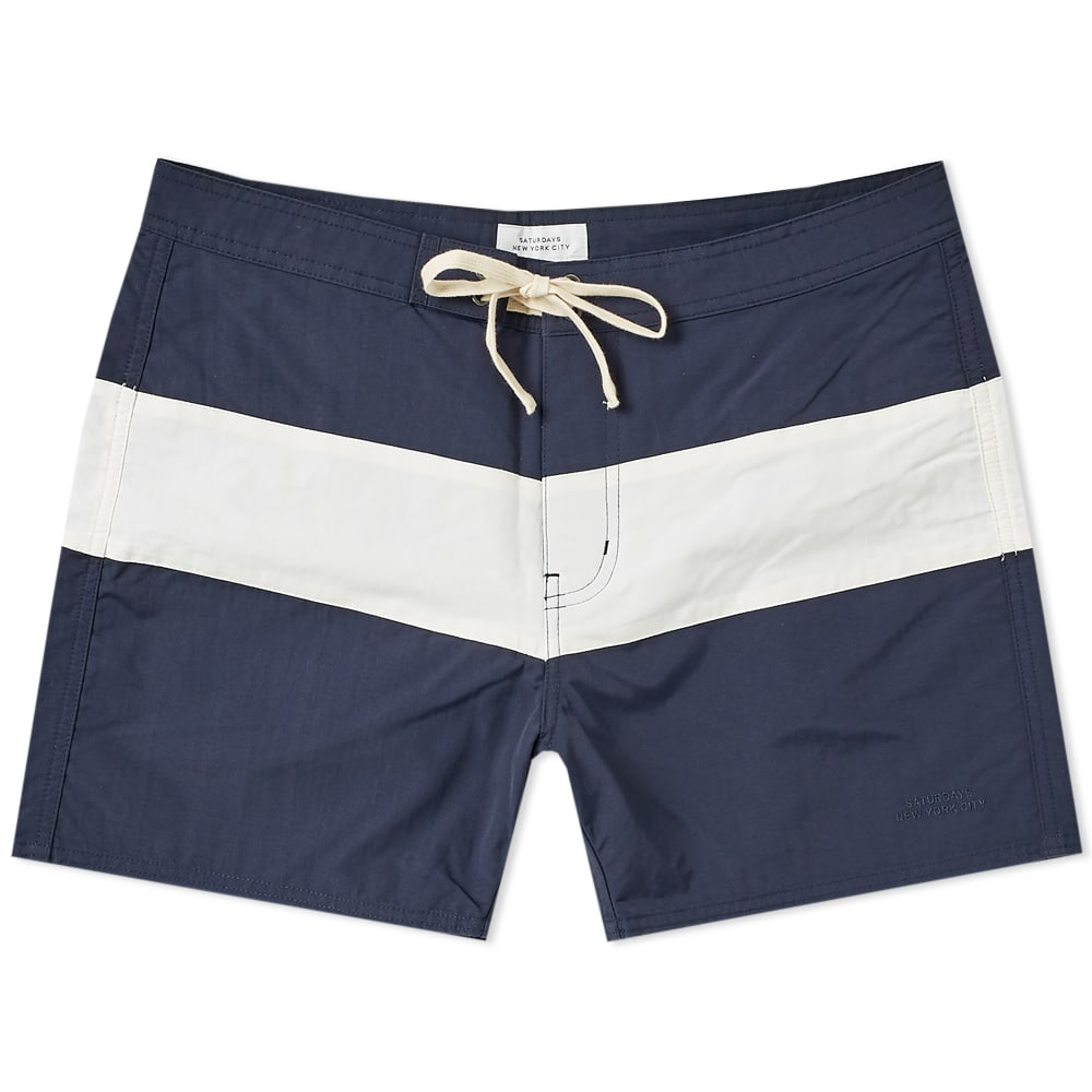 c576cc05a0 Saturdays NYC Grant Boardshort