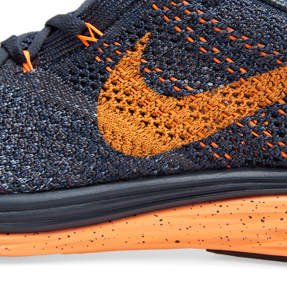 the best attitude 2bec6 89270 Nike Flyknit Lunar 3 Classic Charcoal   Dark Grey   END.