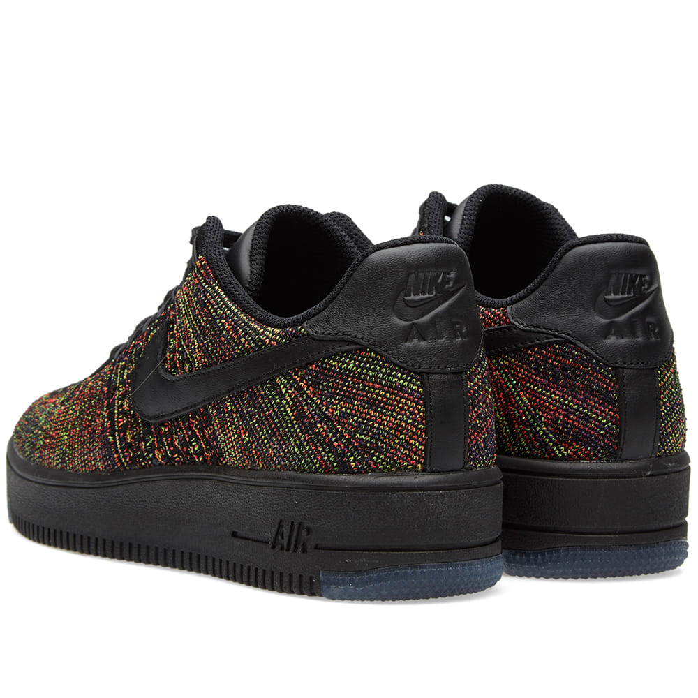 watch a288d 4fbcc Nike Air Force 1 Flyknit Low