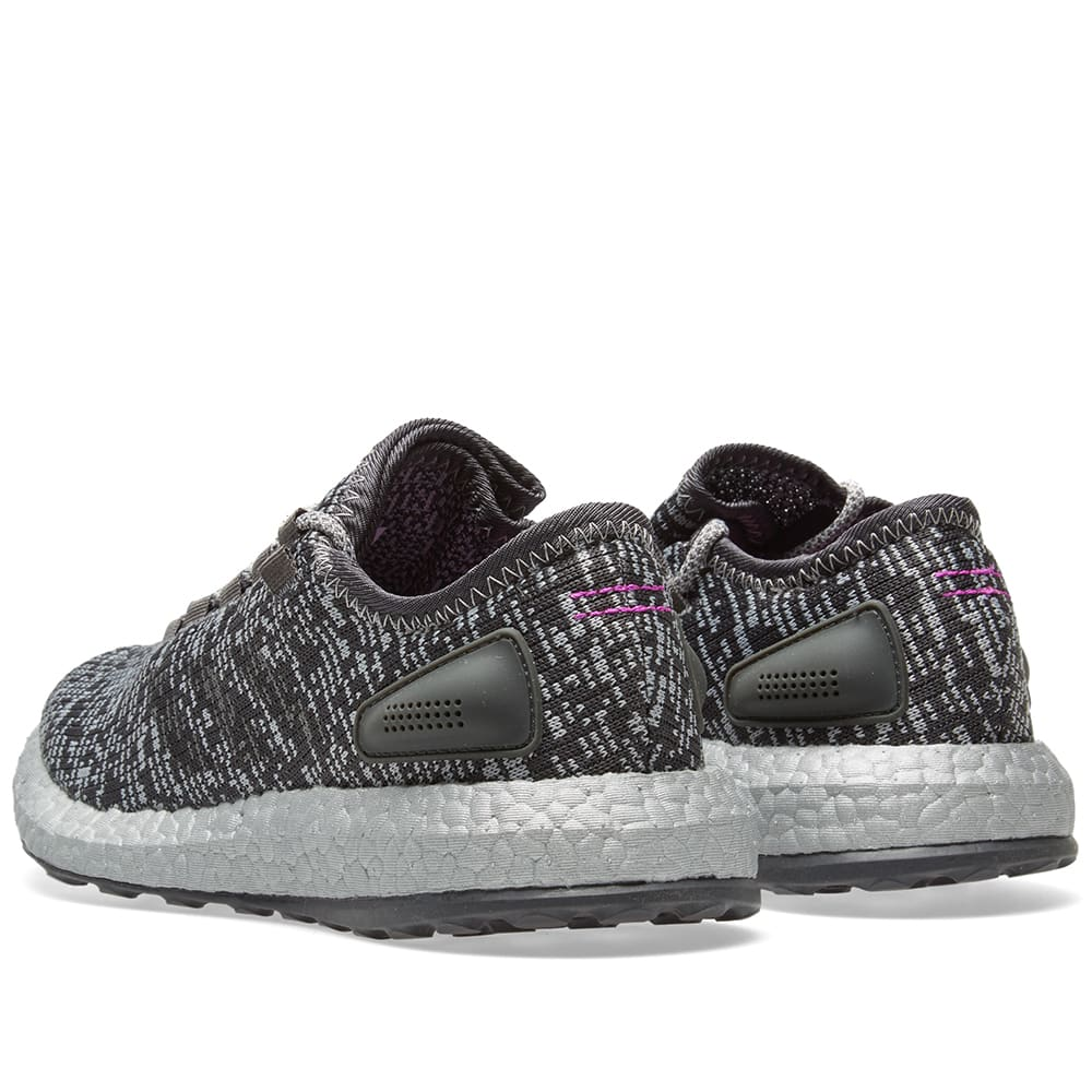 19d91c220cb3b Adidas Pure Boost Ltd Dark Grey Heather   Solid Grey