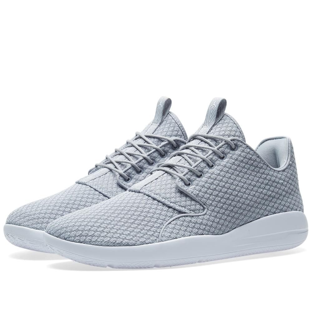 best service e1a3b fcde9 Nike Jordan Eclipse Wolf Grey   White   END.